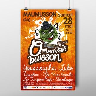 Festival Au Mauvais Buisson
