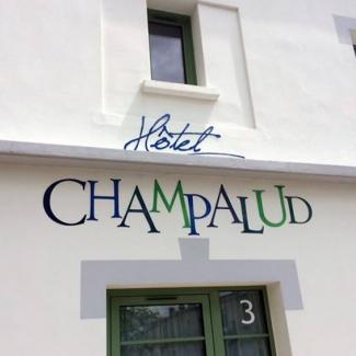 Hôtel Le Champalud
